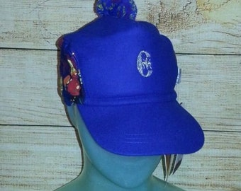 b1bfcdadc1fe6 NWT Conte of Florence Ski Hat Cap Adjustable Thermore