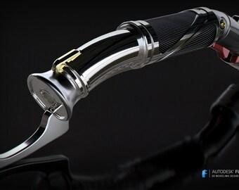 3D model Dookus Lightsaber