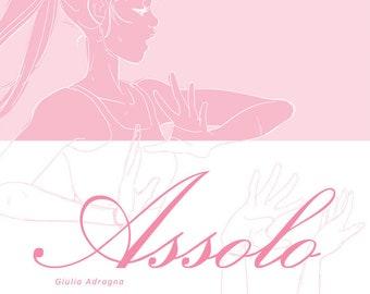 AMNESIA / ASSOLO - 2 comics in 1 (PREORDER)