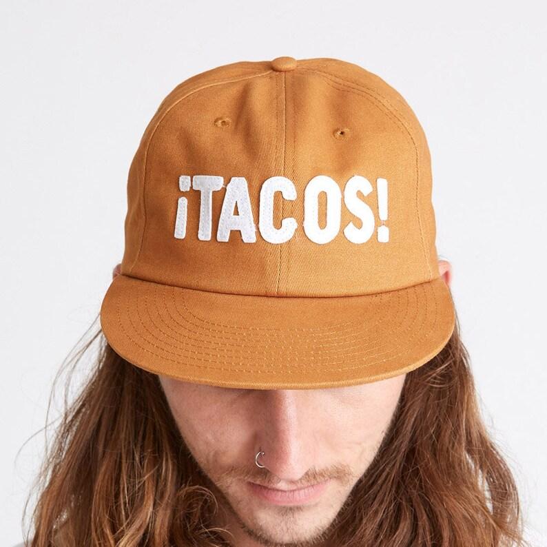 9da6c53783ca7 Tacos Snapback Mexican Party Bucket Hat Mexico
