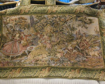 CHINA FRENCH TAPESTRY