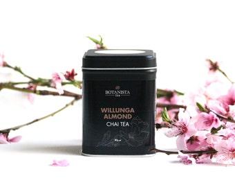 Loose Leaf Tea Tin - Willunga Almond Chai Tea