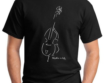 Upright Bass T-Shirt