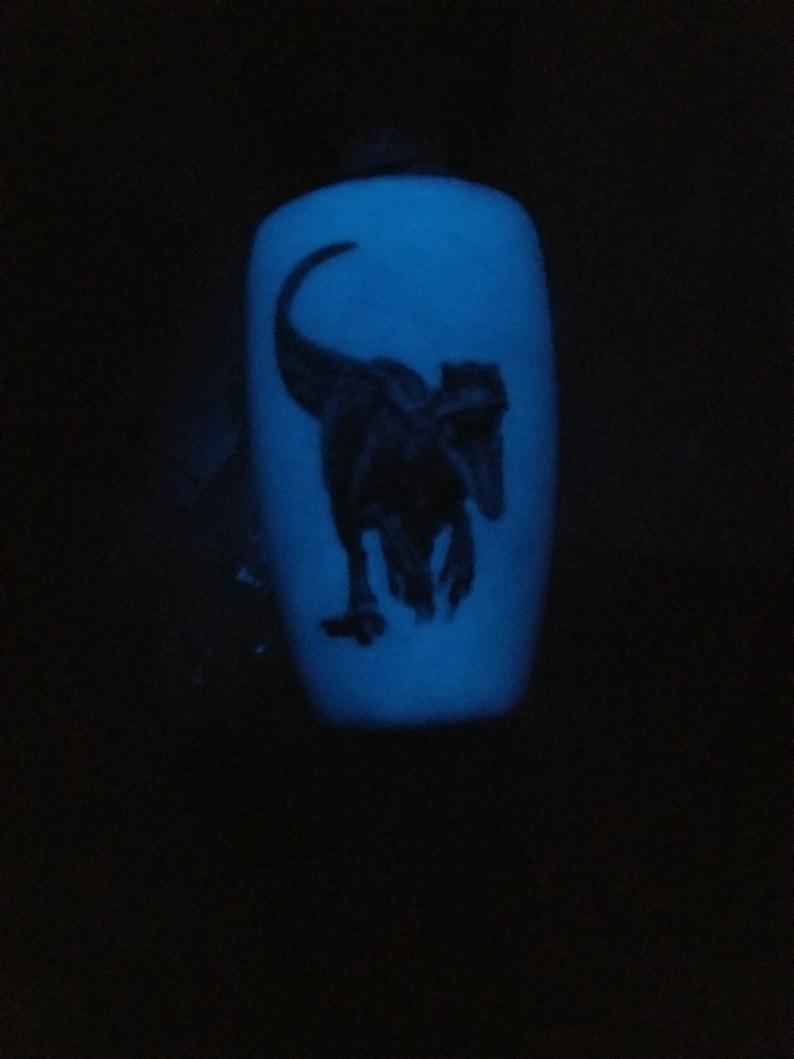 customized dinosaur tumblerglow in the dark tumblerdinosaursboy sippy cup
