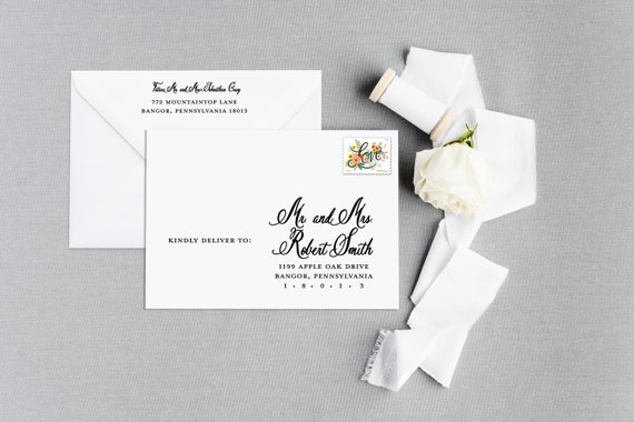 Wedding Invitation Printing.Wedding Invitation Envelope Address Printing Wedding Envelope Printing Wedding Envelope Addressing Printed Envelopes Envelope Printing