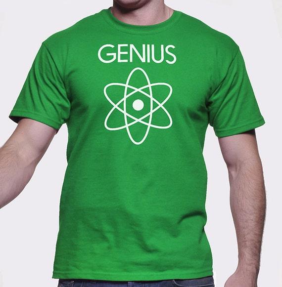 Genius Molecule T Shirt