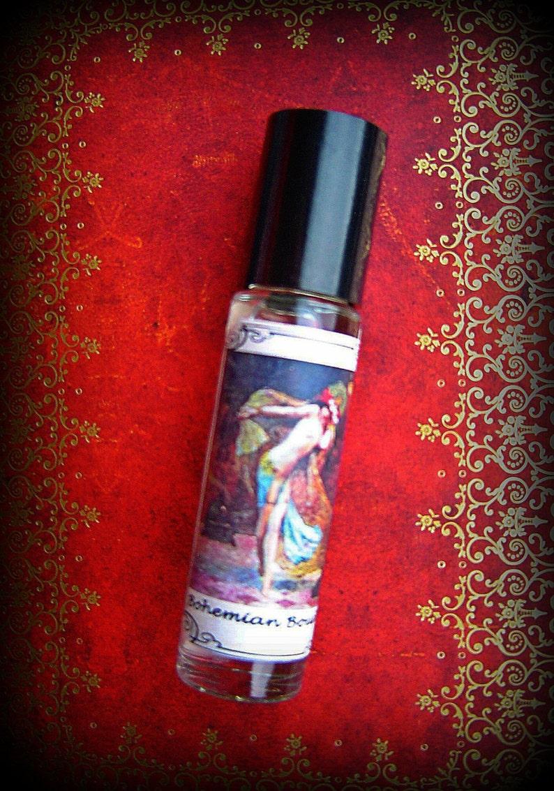 HippieMystique Roll De Parfum Boudoir Sensuel Boho À Champa Huile SauvageOpiumMuscPatchouliNag OnFemme 10ml L'huile BhdQxsrCt