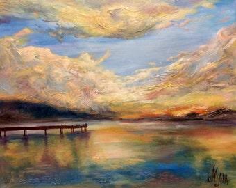 Rubicon Bay Sunset