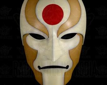 Amon Mask - Avatar: The Legend of Korra - Cosplay Prop Replica