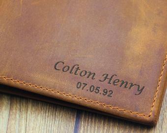 06cec7184f8d Personalized mens wallet