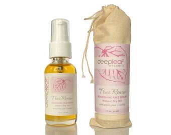 Anti-aging Serum, Anti-wrinkle Serum, Prickly Pear Oil, Organic Serum, Face Serum, Organic Face Serum, Face Moisturizer, Dry Skin Serum