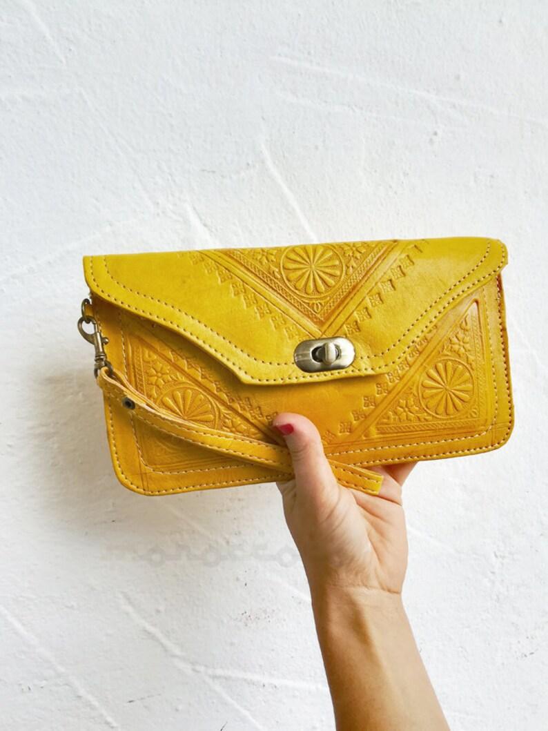 0f6b12eaa Cartera de piel cartera mujer cartera hecha a mano cartera | Etsy