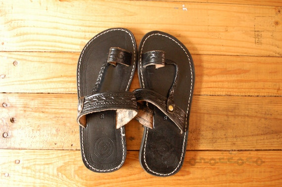 Sandals Sandals Man Leather Sandals Traditional Black Moroccan Sandals Sandals Sandals Summer Handmade Cute Sandals Sandals Leather R8vwvUPq