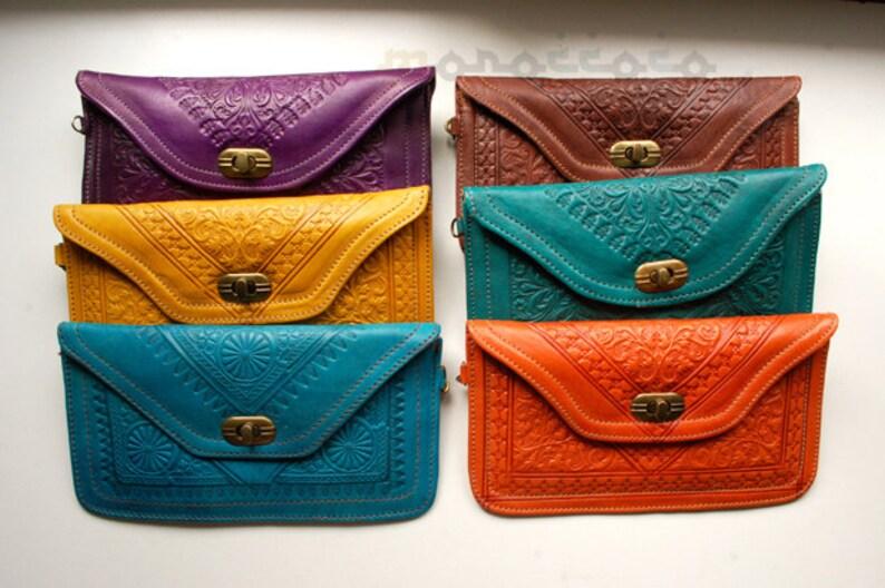 61e33a421 Bolso de mano elegante cartera mujer bolso de piel cartera