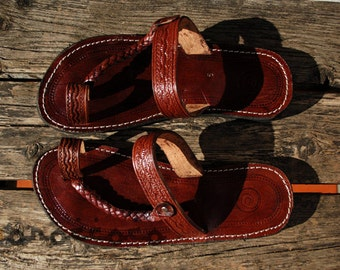Brown Sandals, Man Sandals, Moroccan Sandals, Leather Sandals, Handmade Sandals, Cute Leather Sandals, Summer Sandals, Traditional Sandals