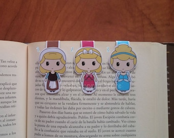 Magnetic Bookmarks | Crystal Princess