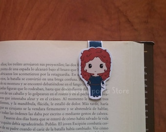 Magnetic Bookmarks | Scottish Princess