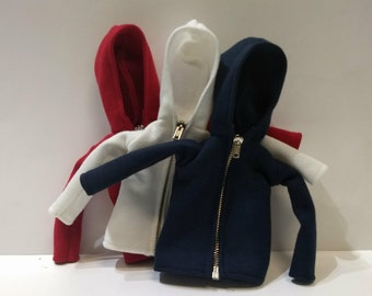 4th of July Sweat Jacket Special for Ellowyne Wilde, 3 coats