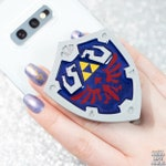 Hylian Shield - Zelda Inspired PopSocket