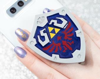 Shield - Inspired Phone Grip