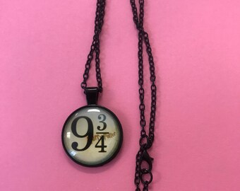 Harry Potter pendant necklace