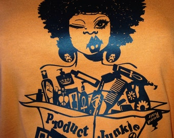 Product Junkie Fitted Tee