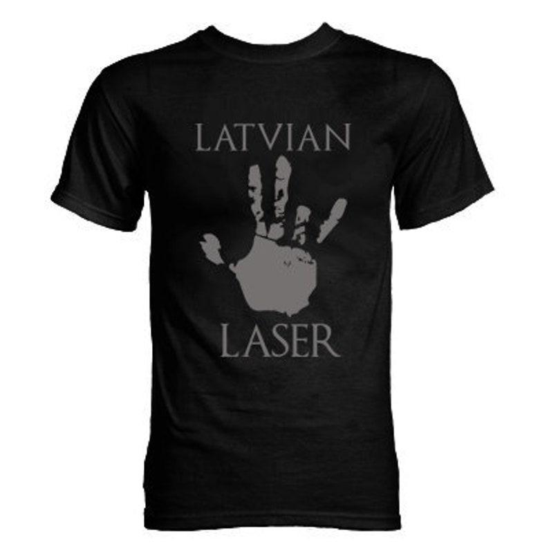 """Attēlu rezultāti vaicājumam """"latvian laser shirt"""""""