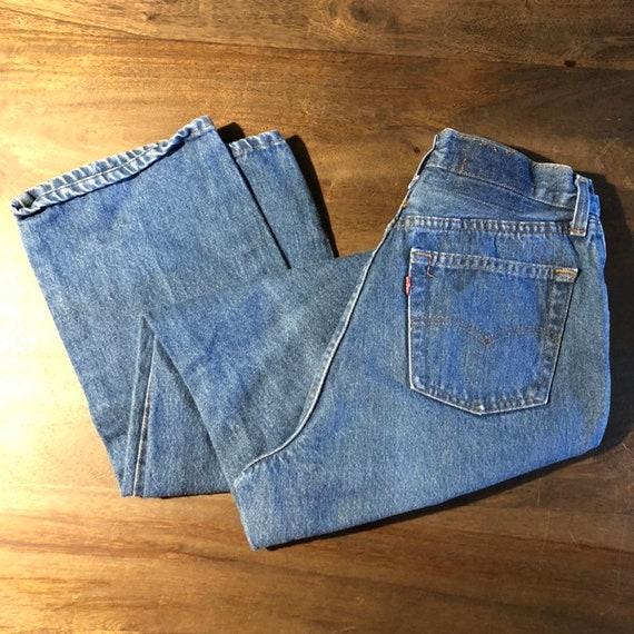 Vintage 1970s Levi's 501 Jeans Size 31