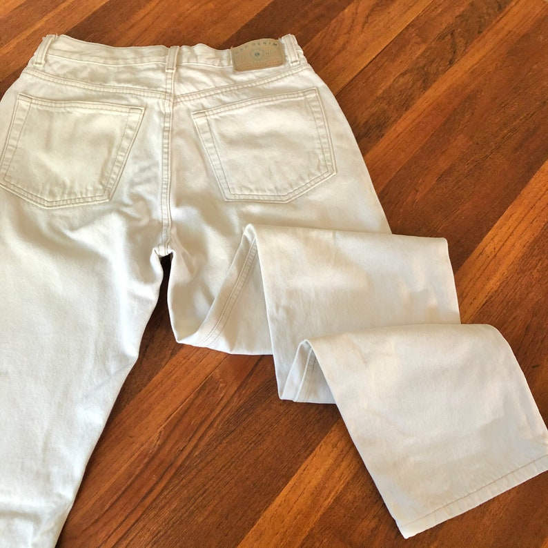 Vintage 1990s Gap Khaki Jeans  Size 32x34