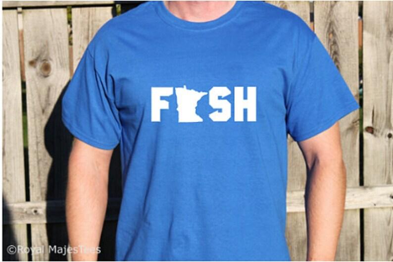e37c2d7c2 State Fishing Shirts Ohio Florida Alabama New York Texas | Etsy