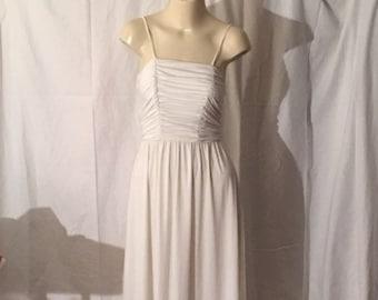 70s Prom Dress Etsy