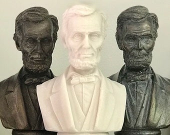 Abraham Lincoln Bust - MarbleCast