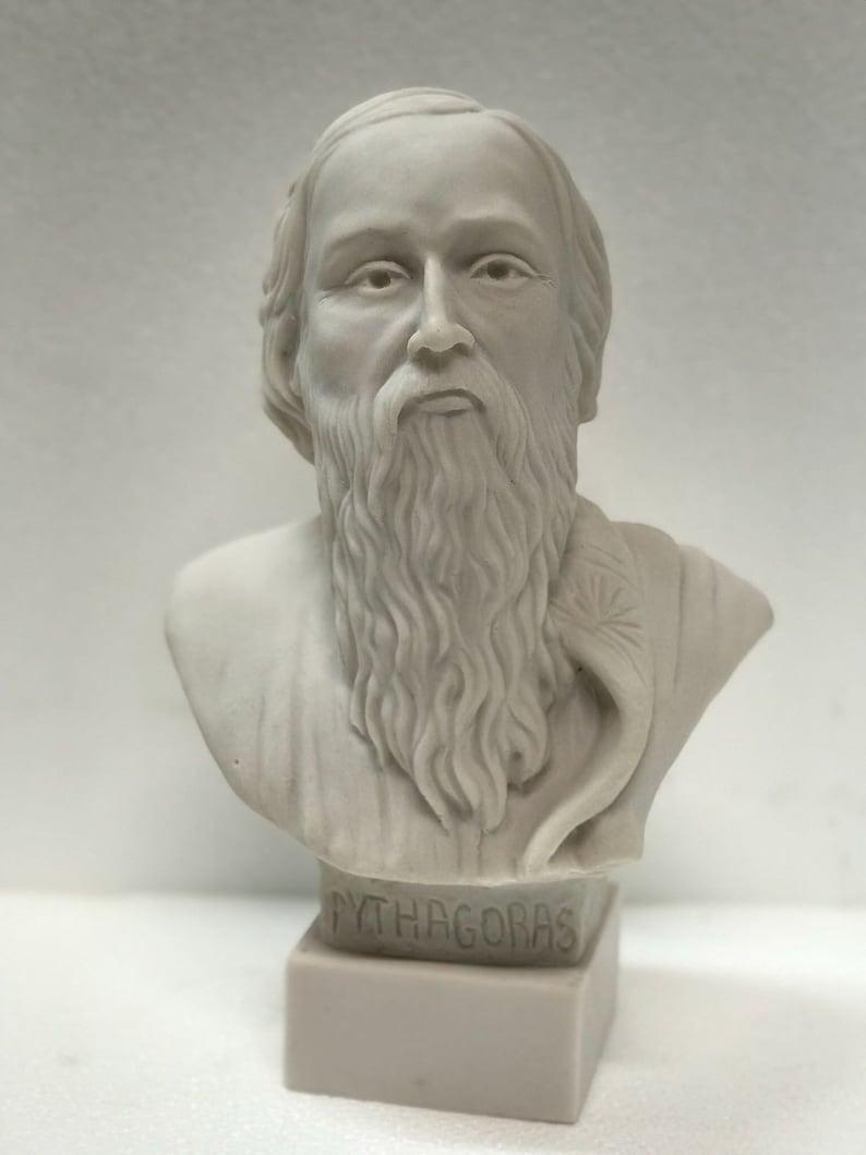 Pythagoras Bust image 0