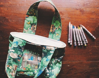 Forest Fables MINI TOTE BAG