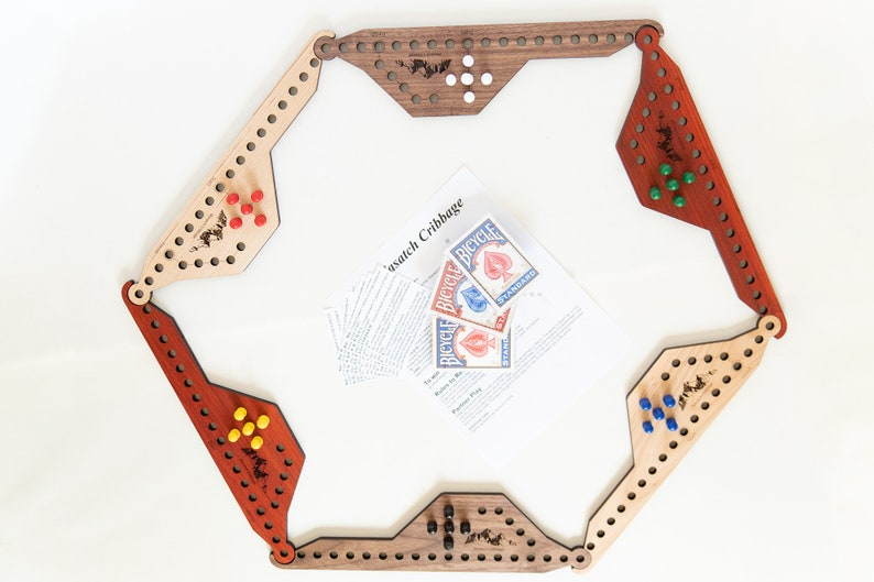 Wasatch Cribbage image 0
