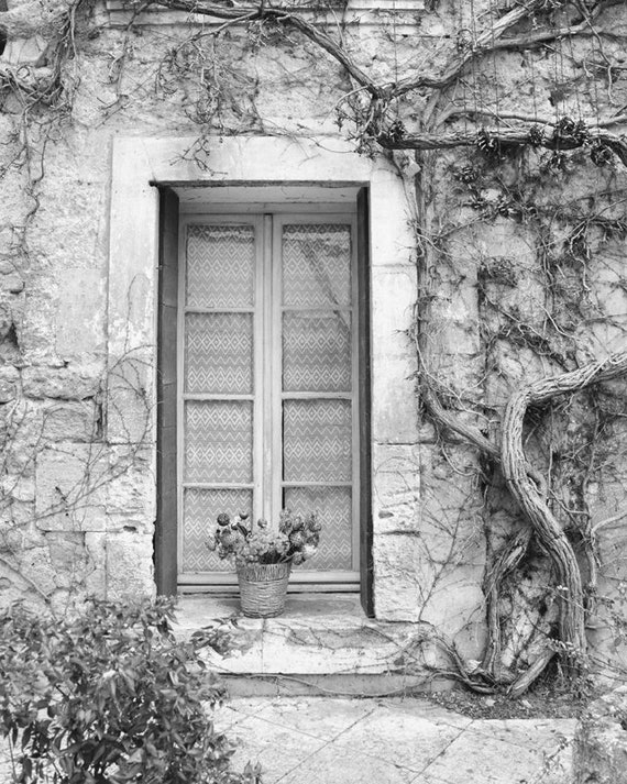French Country Decor Modern Farmhouse Decor Provence France Europe Doors Black And White Photography Gallery Wall Set Of 6 Prints