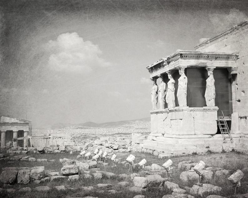 AtenasPartenónAcrópolisRuinasGrecia De Art PrintHome FotografíaBlanco NegroArquitecturaFotografía ViajesEuropaFine Decor Y n0wm8N