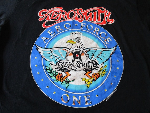 Aerosmith T-Shirt Aero Force One