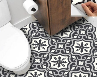 Fliesen Aufkleber Küche, Bad, Boden, Wand, Wasserdicht U0026 Abnehmbare Peel N  Stick: M008Q