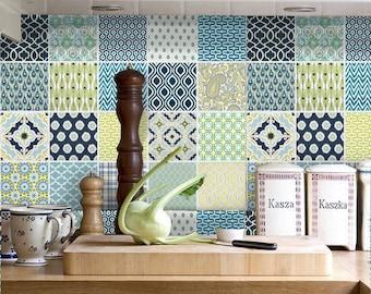 Fliesen Für Küche Bad Wand Boden Oder Treppen Aufkleber Vinyl Aufkleber  Wasserdicht Abnehmbare: Mix Fmix001