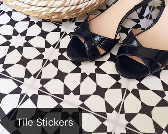 Tile Sticker backsplash, Kitchen, bath, floor, wall Waterproof & Removable Peel n Stick: Bx302