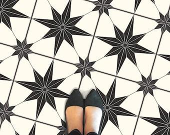Tile Sticker Kitchen, bath, floor, wall Waterproof & Removable Peel n Stick: A58