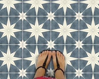 Tile Sticker Kitchen, bath, floor, wall Waterproof & Removable Peel n Stick: A40