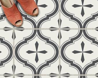 Tile Sticker Kitchen, bath, floor, wall Waterproof & Removable Peel n Stick: A66