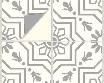 Tile Sticker Kitchen, bath, floor, wall Waterproof & Removable Peel n Stick: A59