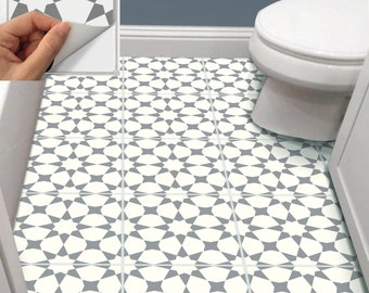 Tile Sticker backsplash, Kitchen, bath, floor, wall Waterproof & Removable Peel n Stick: Bx302G