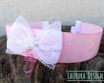 DDLG COLLAR kawaii collar choker ABDL collar day collar kitten play collar daddy's girl collar daddy's princess collar lace bow collar