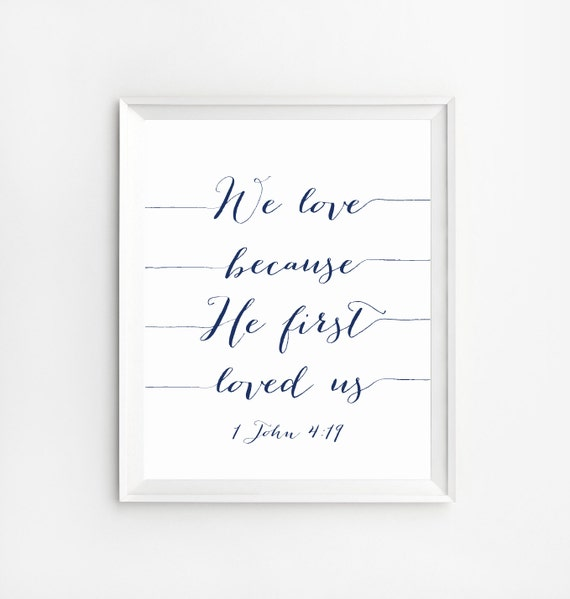 Scripture Prints Bible Verse Prints Christian Quotes Bible Etsy