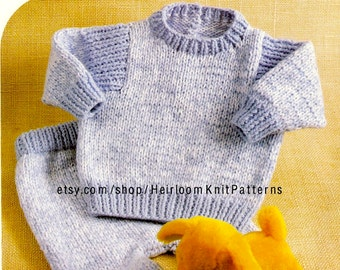 4cfc1fb1b18e Knitted baby jumper