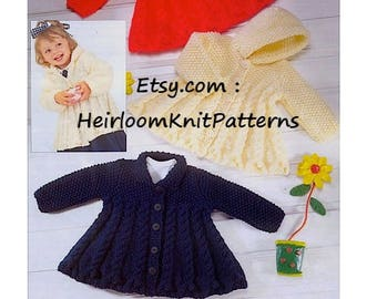 4d26d7b0e Baby coat pattern